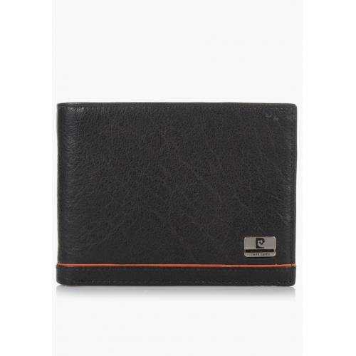 Δερμάτινο Πορτοφόλι Pierre Cardin Μαύρο PC1178