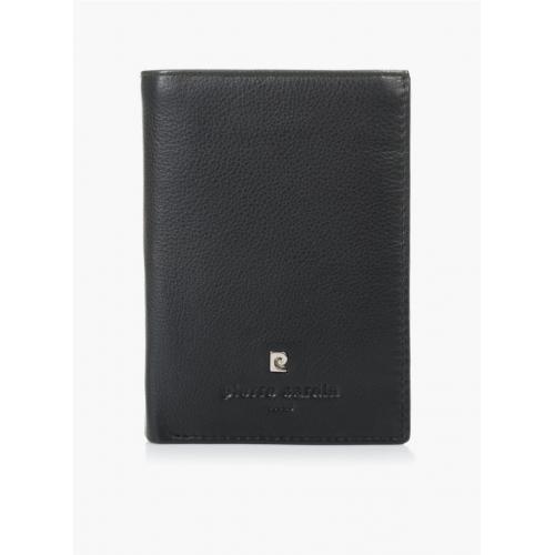 Δερμάτινο Πορτοφόλι Pierre Cardin Μαύρο PC1056